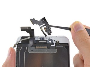 Front Facing Camera and Sensor Assembly