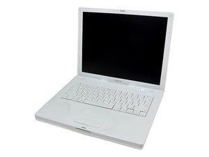 """iBook G4 14"""" Troubleshooting"""