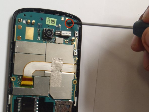 HTC Ozone Motherboard Replacement