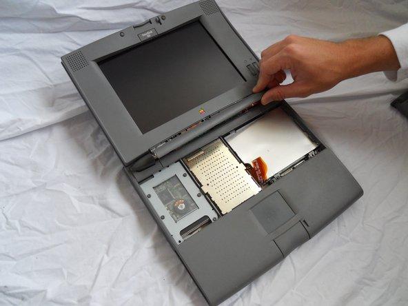 Apple PowerBook 520 Memory (RAM) Replacement