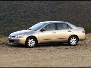 2003-2007 Honda Accord Repair