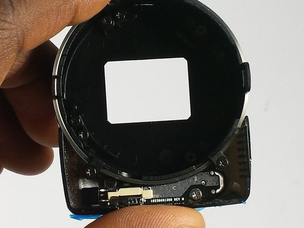 Bell and Howell DNV16HDZ Front Lens Replacement