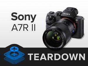 Sony a7R II Teardown