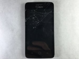 Coolpad 3300A Repair