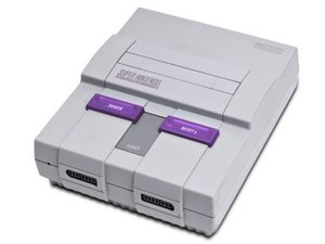 Super Nintendo Repair