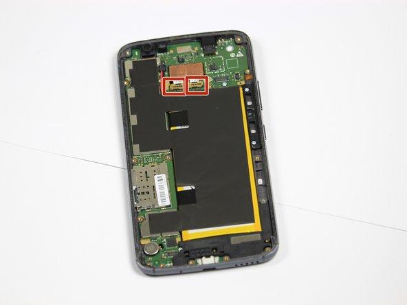 Motorola Moto G5s Plus Rear Camera Replacement
