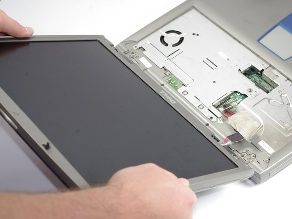Dell Inspiron 5100 PP07L Screen Replacement
