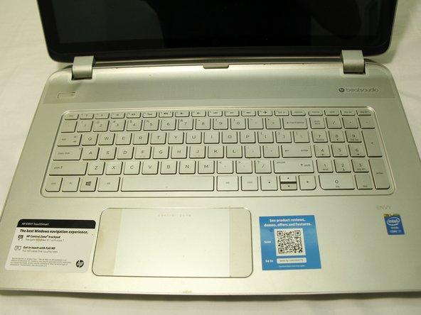HP Envy TouchSmart m7 k010dx KeyBoard Replacement