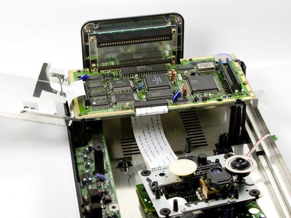 Sega CD Motherboard/AC Power Board Replacement