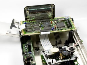 Motherboard/AC Power Board