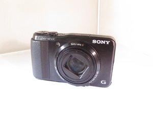 Sony Cyber-shot DSC-HX20V Troubleshooting