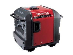 Honda 3000 Watt Inverter Generator EU3000IS1A Repair