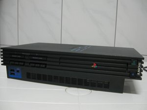 PlayStation 2 Teardown