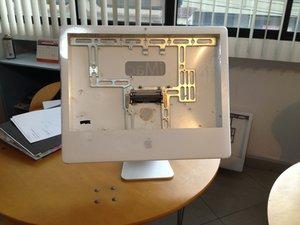 iMac Whiteboard