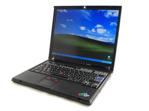 IBM ThinkPad T42 Repair