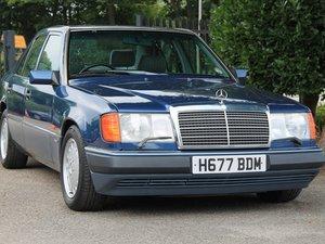Mercedes W124 Repair