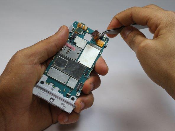 Sony Xperia U Rear Facing Camera Replacement