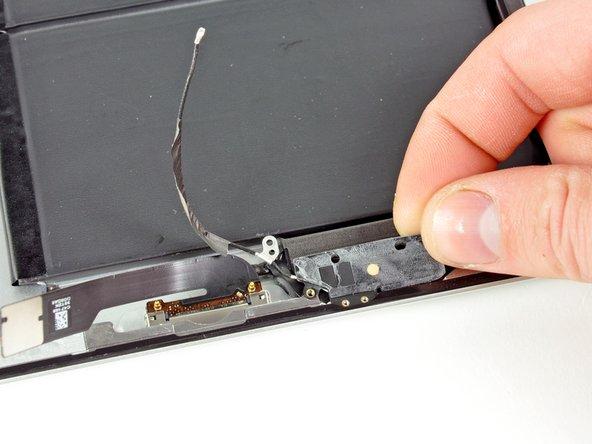 iPad 2 Wi-Fi EMC 2415 Bluetooth/Wi-Fi Antenna Replacement