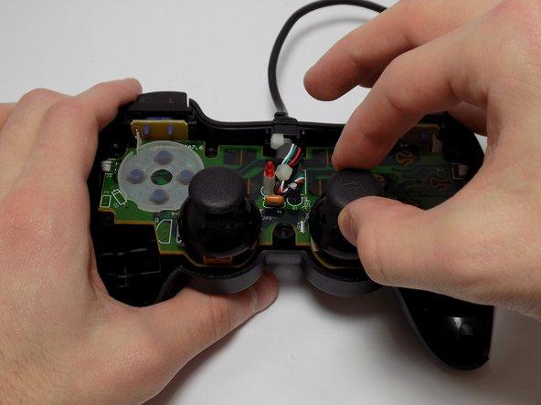 Logitech Dual Action Joystick Replacement