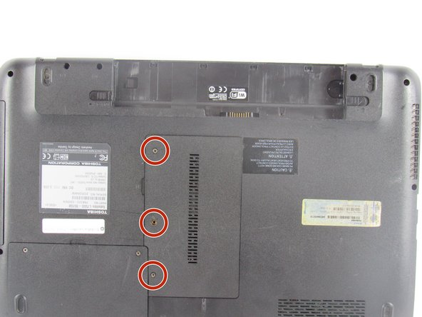 Toshiba Satellite L755D-S5150 Motherboard Replacement