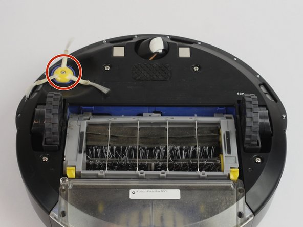 iRobot Roomba 630 Side brush replacement