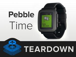 Pebble Time Teardown