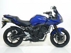 Yamaha FZ6 Repair
