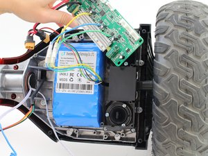 Gyroscope Sensor Board