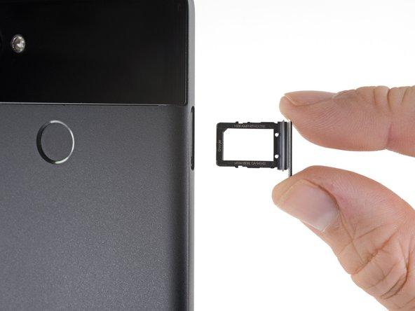 Sostituzione scheda SIM Google Pixel 2 XL
