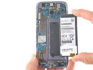 Samsung Galaxy S7 Vervanging van de batterij