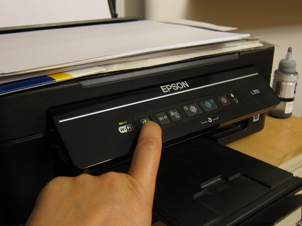 How to fix the feeding issues on an Epson L355