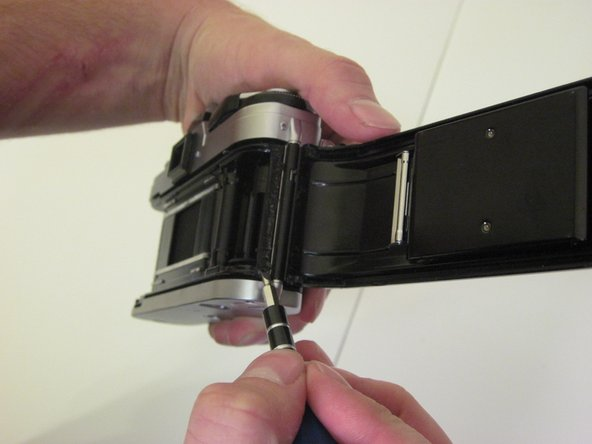 Canon AE-1 Light Filter Foam Replacement
