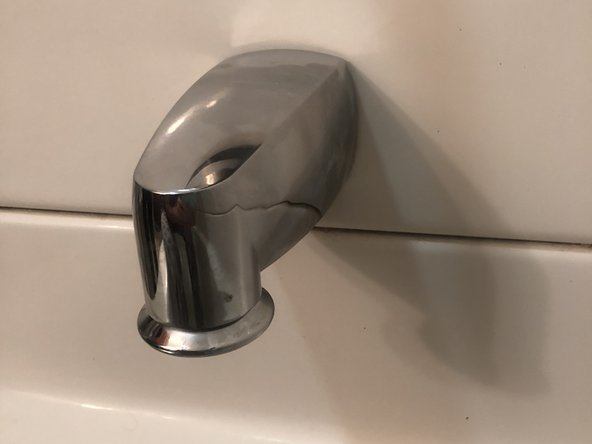 Appliance Bathtub Spout Diverter Replacement