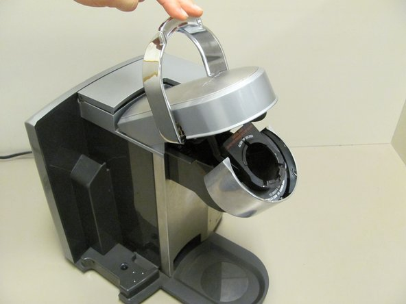 Disassembling Breville BKC600XL Coffee Brewer Head