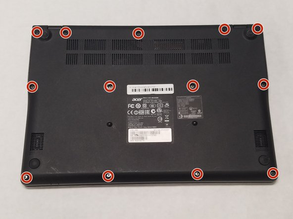 Acer Chromebook C720 Heat Sink and Cooling Fan Replacement