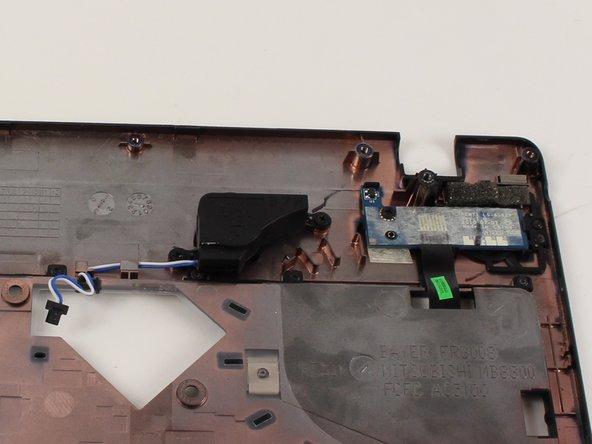 Acer Aspire 5253 Speaker Replacement