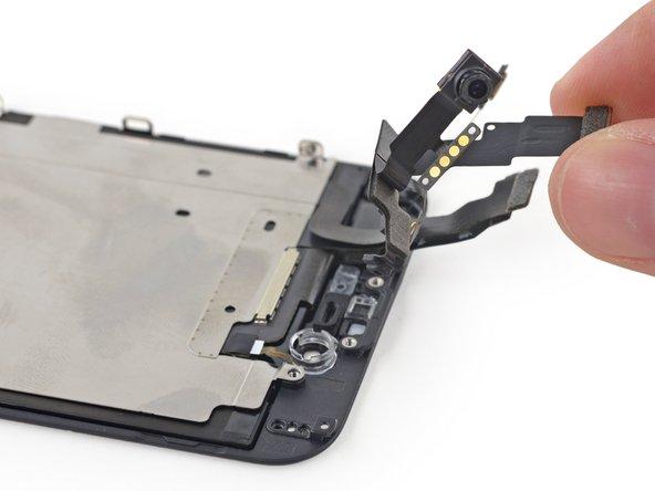 iPhone 6 Frontkamera und Sensorkabel ersetzen