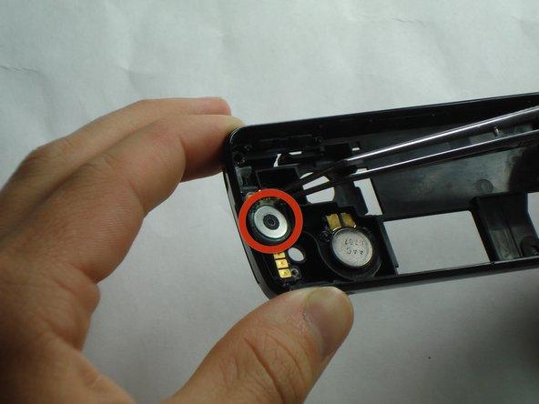 Sony Ericsson W200i Speaker Replacement