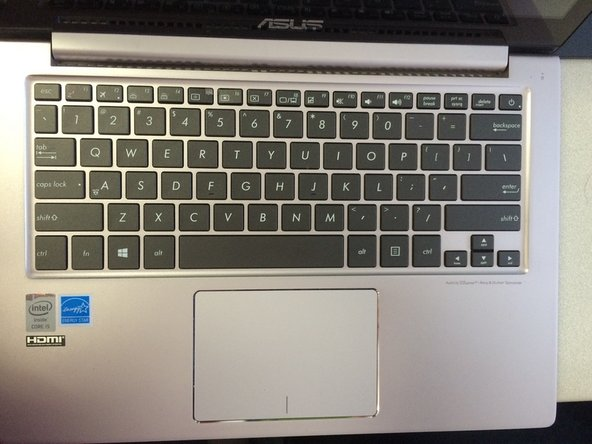 Asus Zenbook UX303L Keyboard Replacement