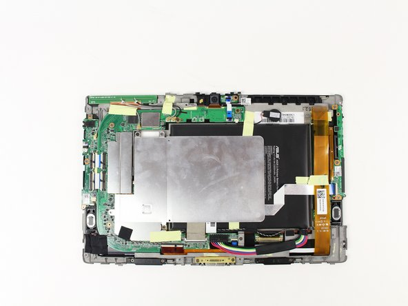 ASUS Eee Pad Transformer Buttons Replacement