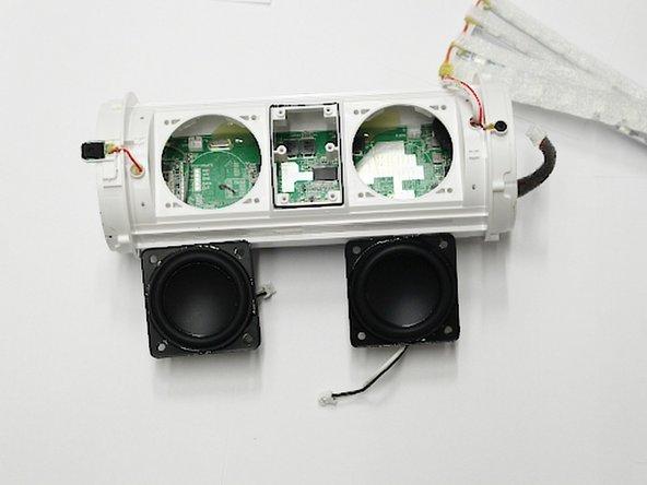 JBL Pulse 2 Speaker Replacement
