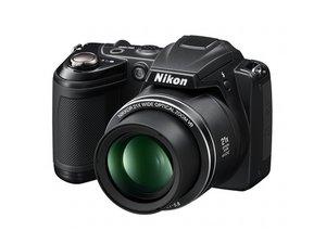 Nikon Coolpix L310 Repair
