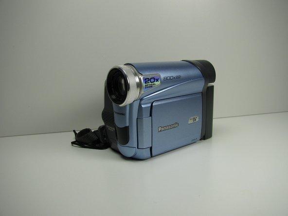 Panasonic PV-GS9 Battery Replacement