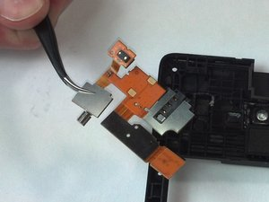 Vibrator, Headphone Jack, or Camera Flash Components