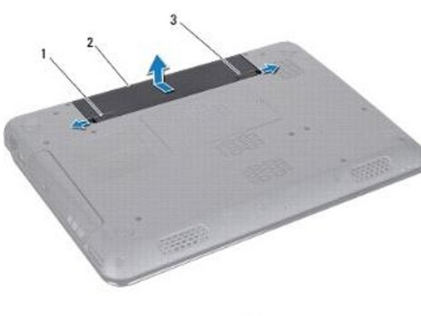 Dell Inspiron N5010 Battery Replacement