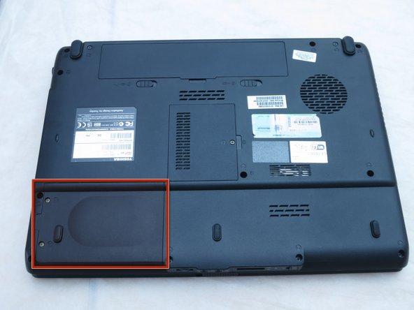 Toshiba Satellite L305-S5946 Hard Drive Replacement