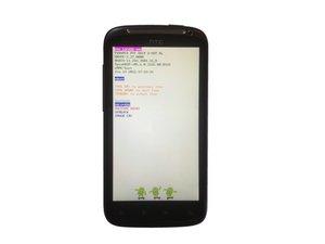 HTC Sensation - Factory / HardReset