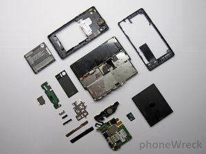 Motorola Droid Teardown