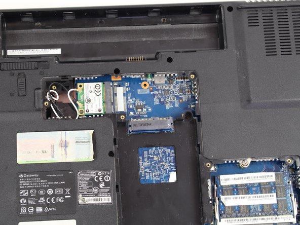 Gateway NV52 WiFi Card Replacement
