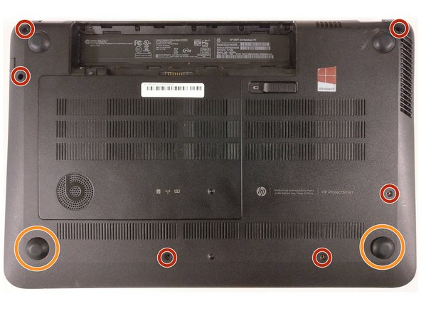 HP Envy m6-n010dx RAM Replacement